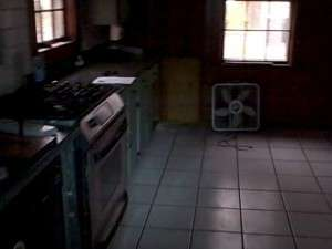 Dedham, MA kitchen Before rehab