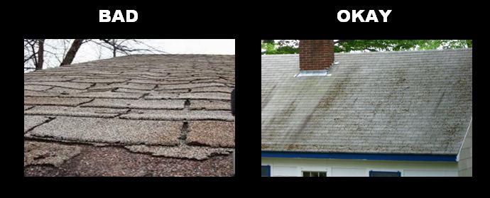 Bad Okay Roof - Rehab Estimate
