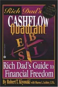 Cashflow Quadrant Kiyosaki