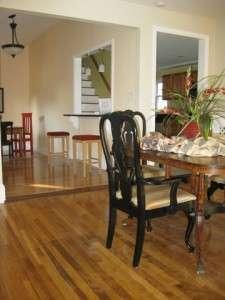 Dedham, MA after rehab bar diningroom