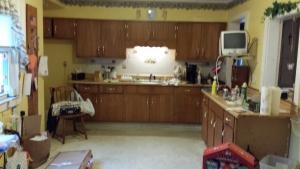 Before: Gorham Street kitchen