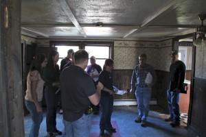 AARE Mentor Rehab Road Trip - Property Analysis Interior