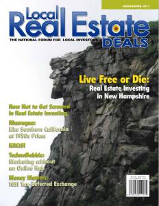 Local Real Estate Deals Magazine