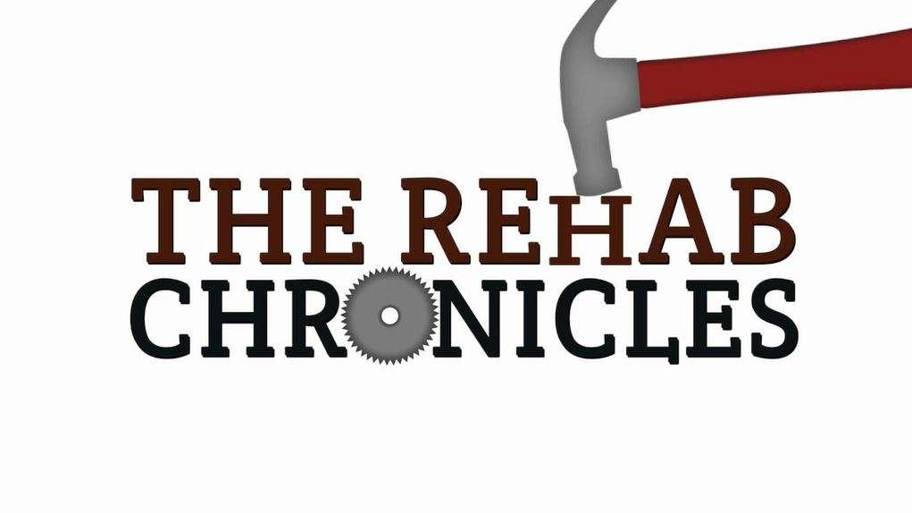 Rehab Chronicles Logo - SS
