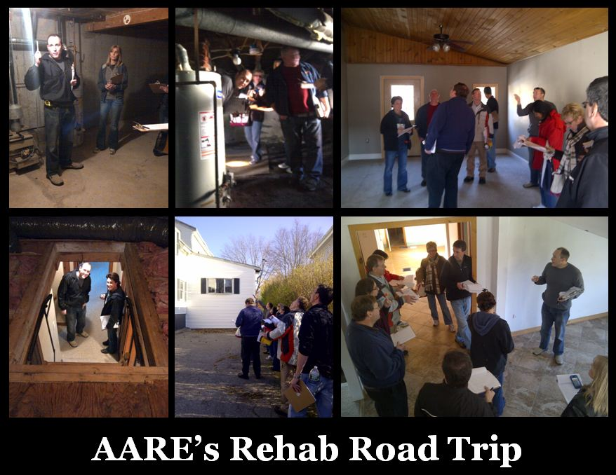 AARE Rehab Road Trip 11-10-12