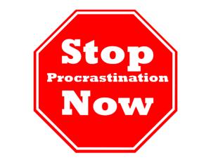 StopProcrastinatingNow